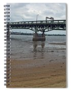 Tacony Palmyra Bridge Spiral Notebook