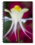 Tadpole Flower Spiral Notebook