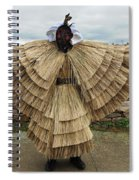 Tafarron 2 Spiral Notebook