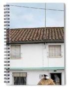 Tafarron 6 Spiral Notebook