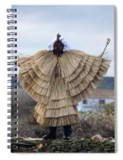 Tafarron  Spiral Notebook
