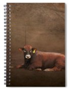 Tag Number 1121 Spiral Notebook