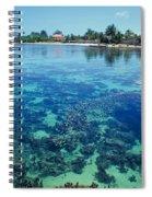 Tahiti Papeete Spiral Notebook