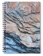 Tahoe Rock Formation Spiral Notebook