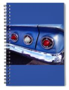 Tail Lights And Fenders Spiral Notebook