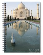 Taj Spiral Notebook