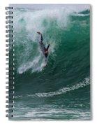 Take A Deep Breath Spiral Notebook