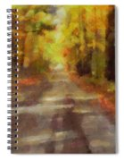 Take Me Home Country Roads Spiral Notebook