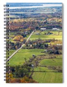 Take Me Home Spiral Notebook