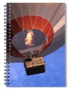 Take Off Spiral Notebook
