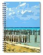 Take Stock Spiral Notebook