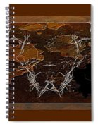 Take The Bull By Its Horns Spiral Notebook