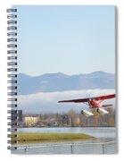 Takeoff 3 Spiral Notebook