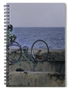Taking A Break.. Spiral Notebook