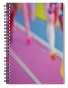 Taking First By Jrr Spiral Notebook