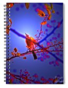 Taking Flight By Jrr Spiral Notebook