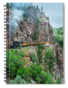 Taking The Highline Home Spiral Notebook