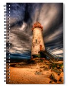 Talacre Lighthouse Spiral Notebook