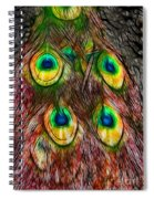 Tale Of A Tail Spiral Notebook