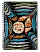 Tale Of Earth Spiral Notebook