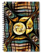 Tale Of Moon Spiral Notebook