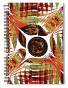 Tale Of Sun Spiral Notebook