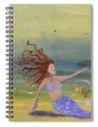 Talking To The Fishes Spiral Notebook