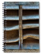 Talking Vent Spiral Notebook