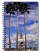 Tall And Taller Spiral Notebook