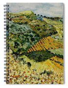 Tall Grass Spiral Notebook