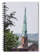 Tall Troy Steeple Spiral Notebook