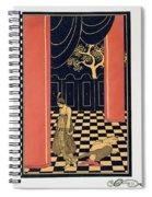Tamara Karsavina Spiral Notebook