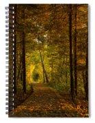 Tamarac Boardwalk Spiral Notebook