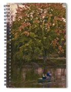 Tammy's Pond Spiral Notebook