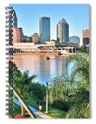 Tampa Bay Florida Spiral Notebook