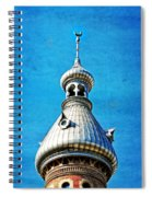 Tampa Beauty - University Of Tampa Photography By Sharon Cummings Spiral Notebook