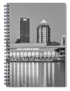 Tampa Panorama Spiral Notebook