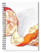 Tangelo Spiral Notebook