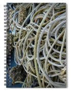 Tangles Of Seaweed 2 Spiral Notebook