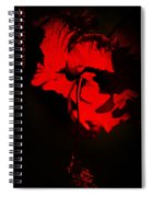 Tango Of Passion For You Spiral Notebook