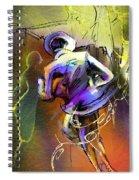 Tangoscape 02 Spiral Notebook