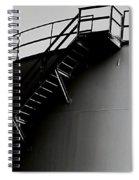 Tank Spiral Notebook