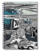 Tanked Spiral Notebook