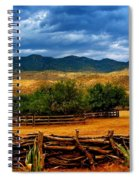 Tanque Verde Ranch Tucson Az Spiral Notebook