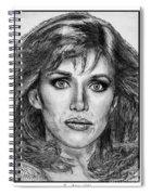 Tanya Roberts In 1981 Spiral Notebook