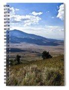Tanzania Scenery Spiral Notebook