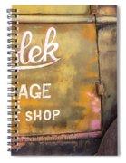 Taos Chevy Spiral Notebook