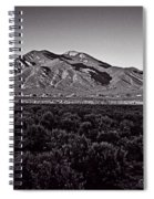 Taos In The Zone Spiral Notebook