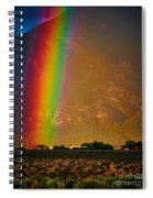 Taos Magic Spiral Notebook
