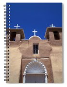 Taos Mission Spiral Notebook